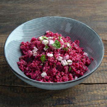 Rote Beete Bulgur Salat